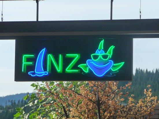 Blind Bay, แคนาดา: fun sign.