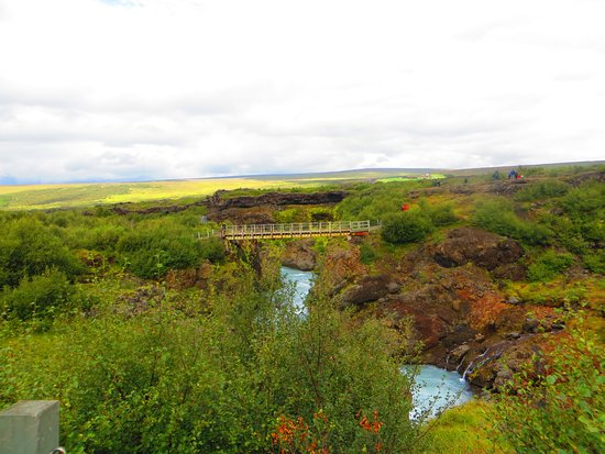 Husafell, Islandia: A distant view