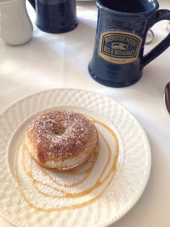 Brewster House Bed & Breakfast: Just plain delicious!