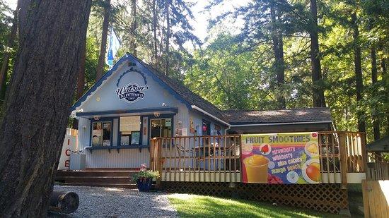 Watson's Alpenhorn Cafe: 20160722_155702_large.jpg