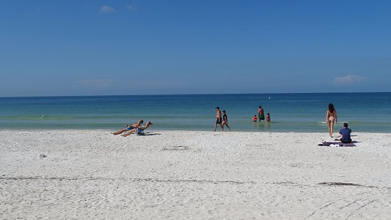 South Beach Condo/Hotel: The beach