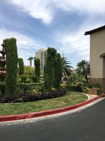 Tuscany Suites & Casino: TUSCANY hotel em Las Vegas