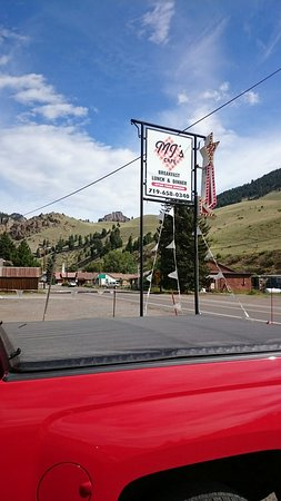 MJ's Café, Creede Colorado