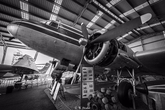 Caloundra, Avustralya: DC-3