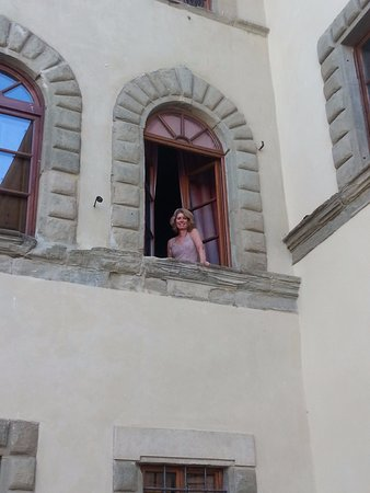 San Donato in Poggio, Italia: Romeo, Romeo...