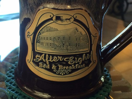 Gordonville, Pennsylvanie : After 8 coffee mug