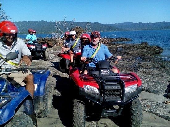 Tambor, Costa Rica: ATV Tour