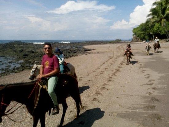 Tambor, Costa Rica: Horseback Riding