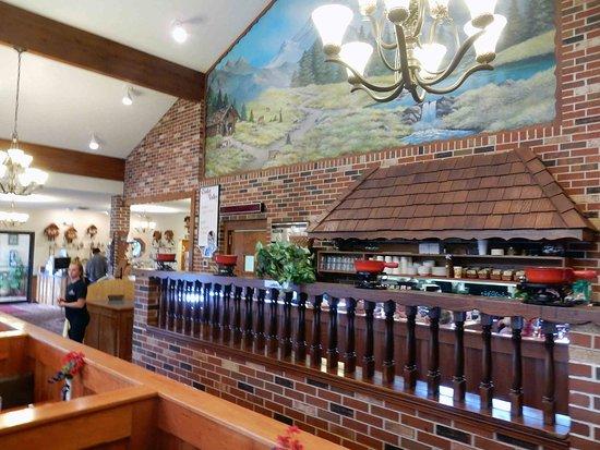Millersburg, Οχάιο: Inside the Restaurant