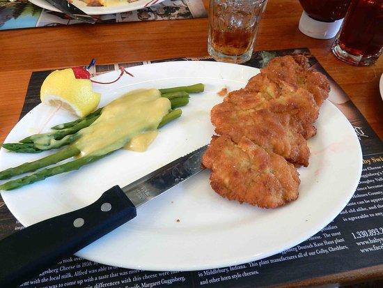 Millersburg, OH: Wiener Schnitzel
