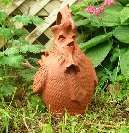 Burnsville, Северная Каролина: Chicken Jug