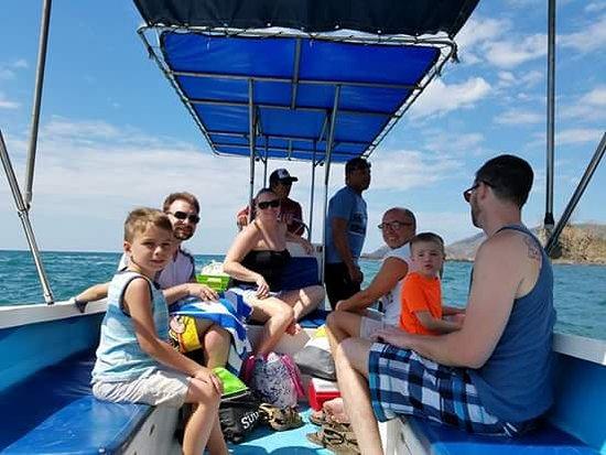 Tambor, كوستاريكا: Tortuga island Tour
