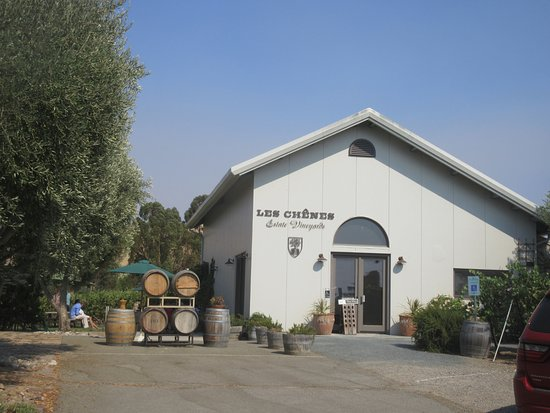 Les Chenes Estate Vineyards Livermore Kalifornien Omd Men