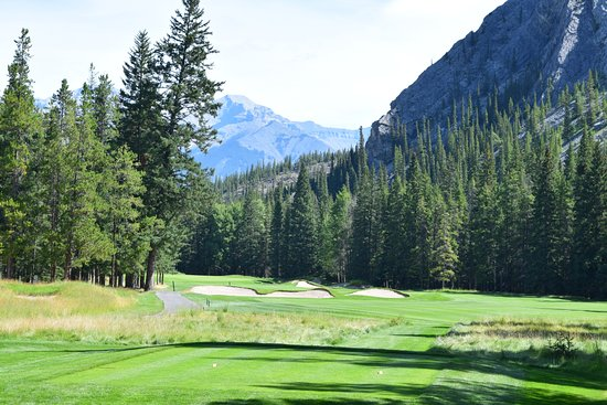 ‪Banff Springs Golf Course‬