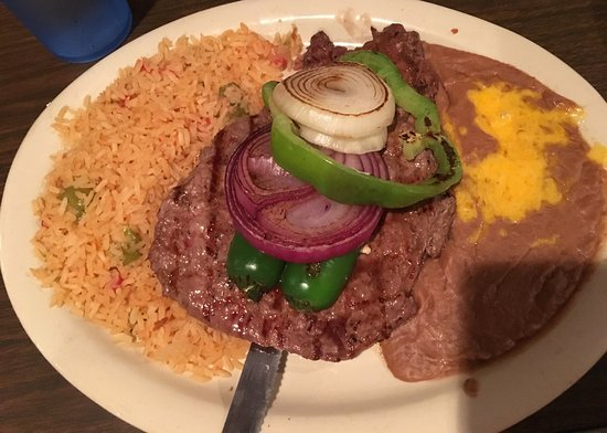 Mount Pleasant, TX: The Carne Asada
