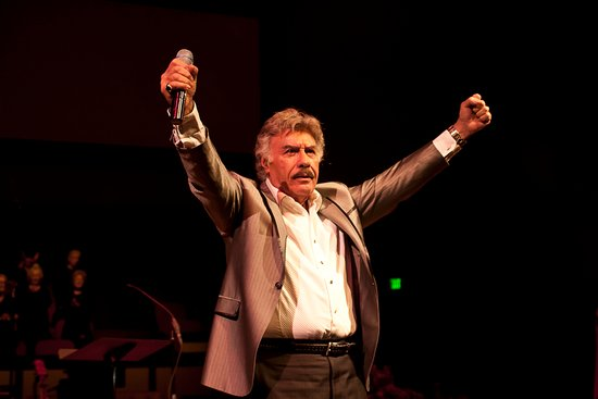 The Five Star Theatre: Tony Orlando at his best!