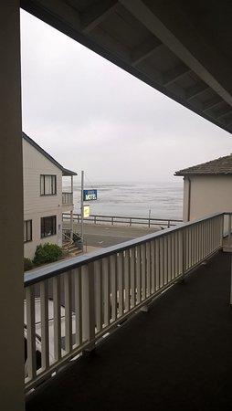 Borg's Ocean Front Motel Bild