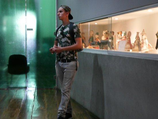Museum Wayang: wisatawan internasional