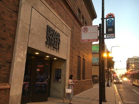 芝加哥蓝人剧院