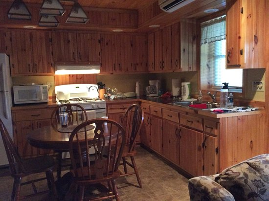 Gaines, PA: Kitchen