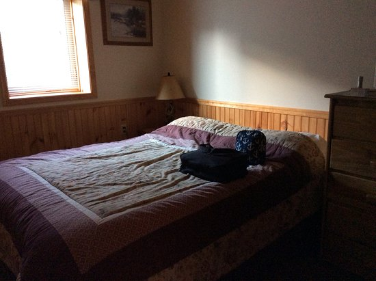 Gaines, PA: Bedroom 1