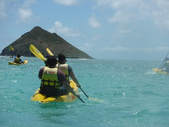 Kailua Beach Park: 5 Hour Kayak tour with Jeremy with Kailua Adventures was BEST!