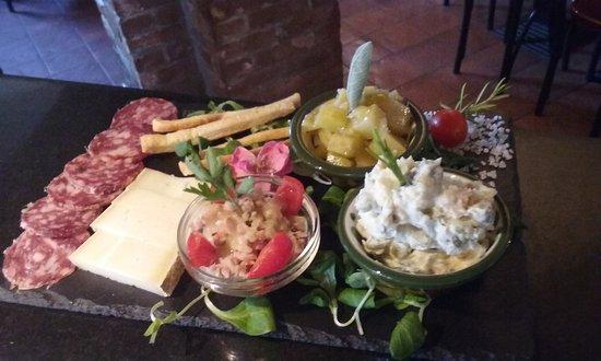 Vignale Monferrato, Itália: Aperitivo