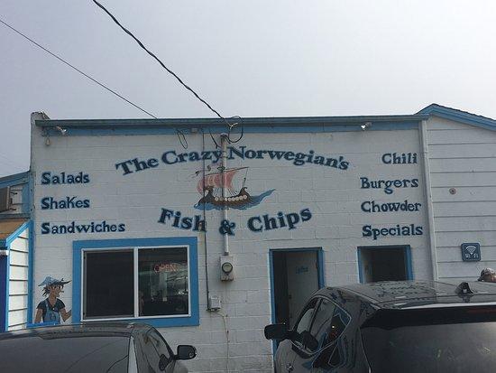 The Crazy Norwegian's Fish & Chips: photo4.jpg