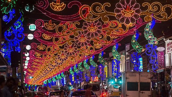 Diwali 2016 8 Little Known Deepavali Folklore And: 新加坡小印度的图片
