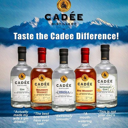 Clinton, WA: Tast the Cadée Difference