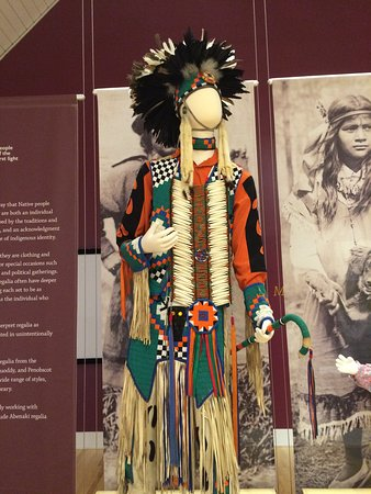 Abbe Museum Native American Model