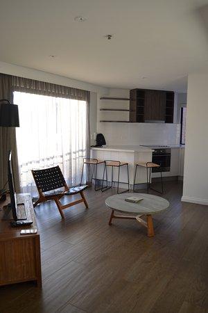 Bondi, Australia: Livingroom