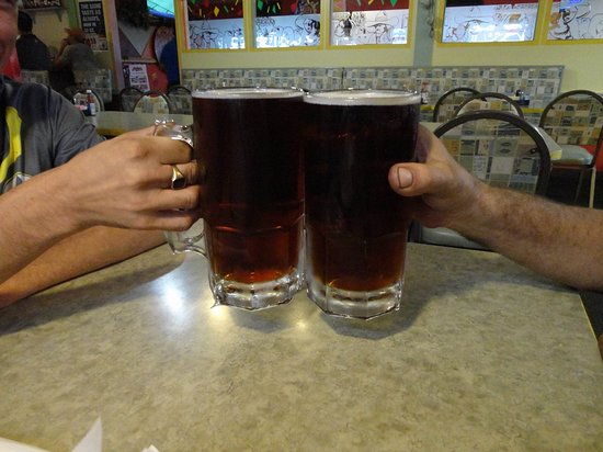 Huge Beers!!