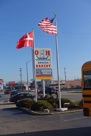 O & H Bakery, Racine