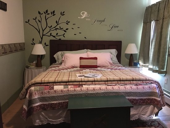 Shelburne, Nueva Hampshire: Wonderful 2 night stay in Chickadee Room
