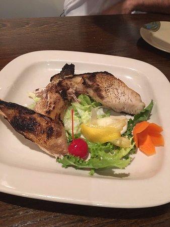 Ikko Japanese Steak House: Hamachi cheeks