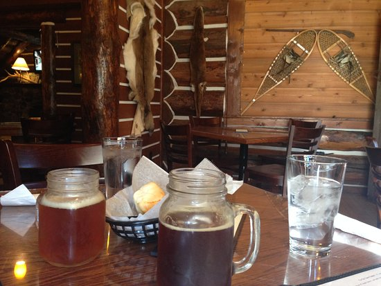 Hungry Horse, MT: Frosty brews!