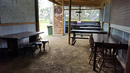 Kingscote, Austrália: Camp Kitchen