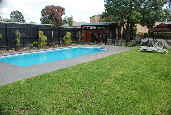 Bairnsdale, Australia: Pool Area