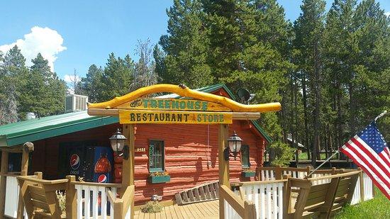 Casper, WY: Treehouse Restaurant