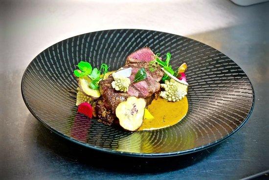 Palmerston North, Nowa Zelandia: Nero Restaurant