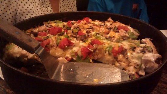 Culver City, Kalifornien: Pizza de pollo