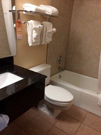 Waterloo, IA: Nicely updated bathroom