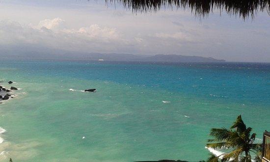 Nami Resort: View from room veranda