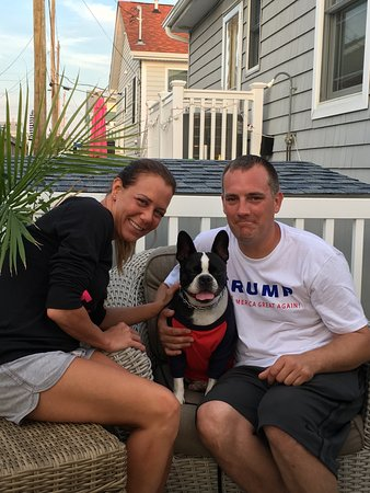 Lavallette, Nueva Jersey: Our family