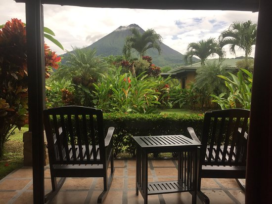 Arenal Manoa Hotel: view from 218