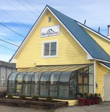 Blue Roof Bistro Fairbanks Restaurant Reviews Phone