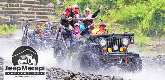‪Jeep Merapi Adventure‬