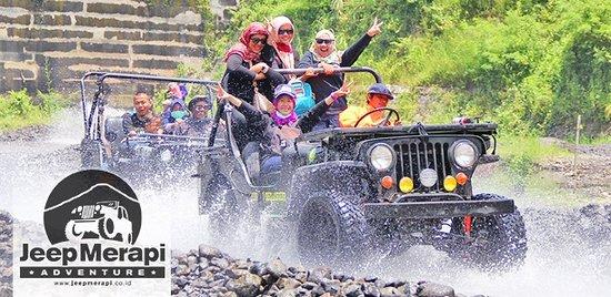 Jeep Merapi Adventure