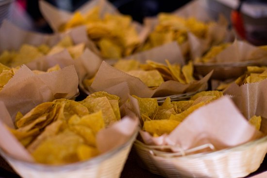 Midway, UT: Free hot chips with every meal!